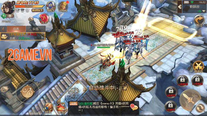 Game nhập vai Ma Đạo Tây Du Mobile sắp được công ty GTV phát hành tại Việt Nam 3