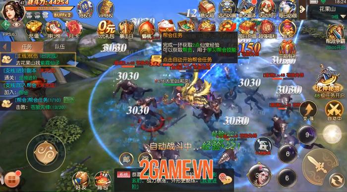 Game nhập vai Ma Đạo Tây Du Mobile sắp được công ty GTV phát hành tại Việt Nam 4