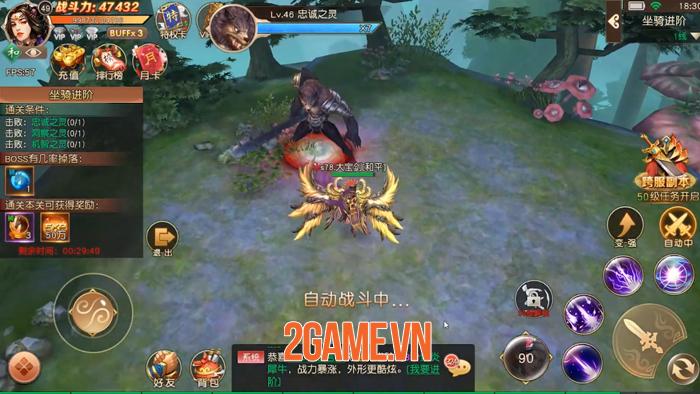 Game nhập vai Ma Đạo Tây Du Mobile sắp được công ty GTV phát hành tại Việt Nam 2