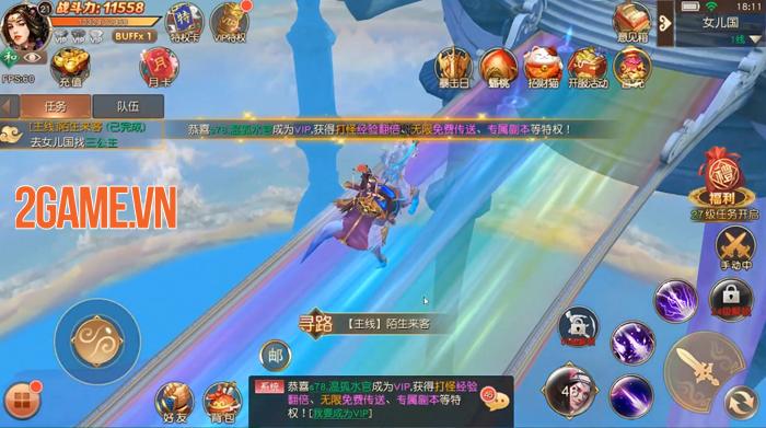 Game nhập vai Ma Đạo Tây Du Mobile sắp được công ty GTV phát hành tại Việt Nam 1