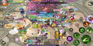 Hơn 5 năm rồi mới có một tựa game hội tụ đầy đủ tính năng nguyên bản của MMORPG như Thục Sơn Kỳ Hiệp Mobile