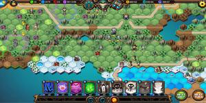Legion War: Hero Age – Game chiến thuật 4X cổ điển lấy bối cảnh huyền bí