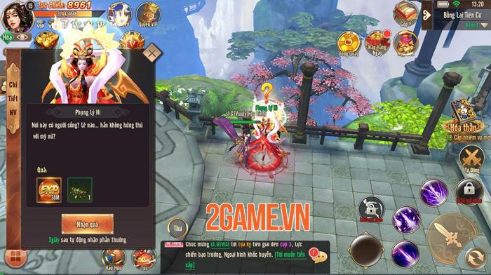 Ma Đạo Tây Du Mobile chính là phiên bản di động của webgame Đại Thoại Tây Du 2