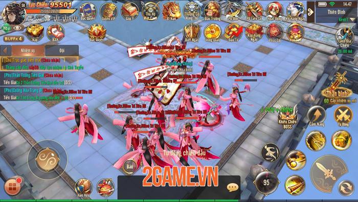 Ma Đạo Tây Du Mobile chính là phiên bản di động của webgame Đại Thoại Tây Du 7