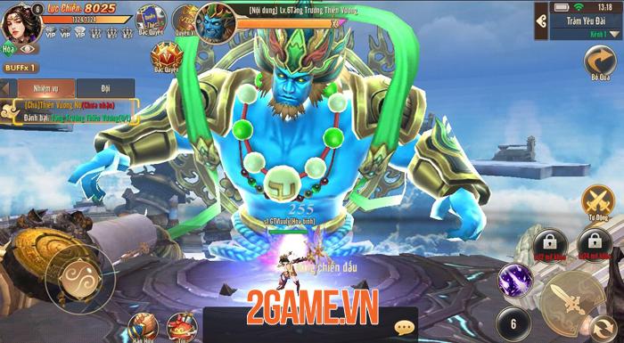 Ma Đạo Tây Du Mobile chính là phiên bản di động của webgame Đại Thoại Tây Du 4