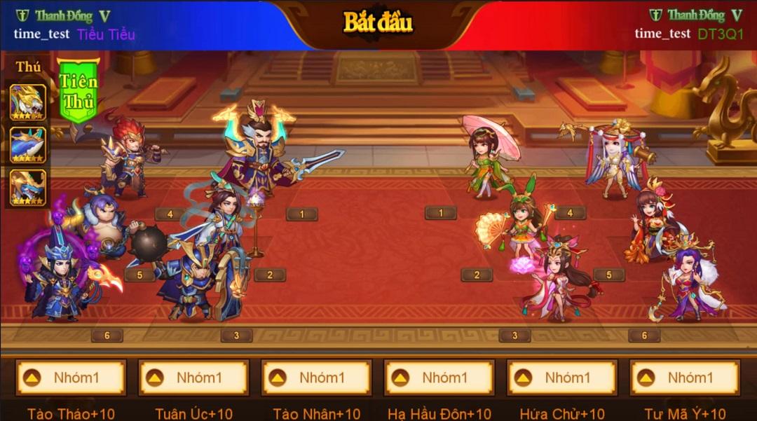 Top 7 game đấu thẻ tướng đang thu hút đông đảo game thủ Việt 6