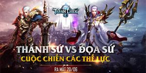 Thánh Chiến 3D – Game nhập vai thần thoại phương Tây chính thức đến tay game thủ Việt