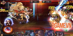 Devil Clash – Game thẻ bài đưa bạn vào thế giới ninja đầy hỗn loạn
