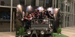 Hai đội tuyển PUBG Mobile Việt Nam đã có mặt tại Indonesia chuẩn bị cho giải chung kết PMCO 2019 Đông Nam Á