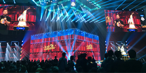 Giải đấu PUBG Mobile toàn Đông Nam Á được đầu tư hoành tráng từ khâu dựng sân khấu đến giải thưởng