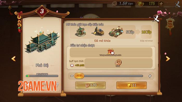 Trải nghiệm Đại Gia Tam Quốc - Game đấu thẻ tướng kết hợp quản lý cửa hàng đầy mới mẻ 1