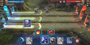 Heroic – Magic Duel: Game chiến thuật thả quân vô cùng cân não!