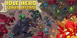 Idle Hero TD: Fantasy Tower Defense – Game thủ tháp dạng ủy thác chơi vô cùng cuốn hút