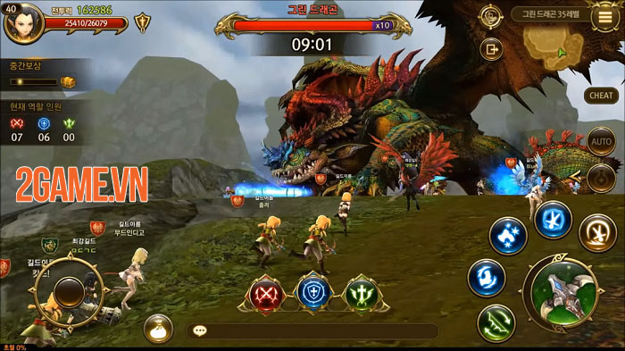 World of Dragon Nest VN