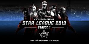 Hai đội tuyển đầu tiên chia tay giải đấu Crossfire Legends Star League sau 2 thất bại