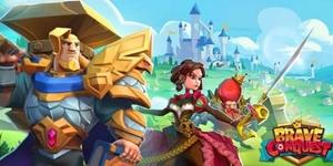Brave Conquest – Game chiến thuật kết hợp thủ thành xây dựng đế chế