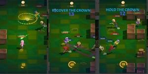 Crown Battles – Game loạn đấu 3vs3 màn hình dọc vui nhộn