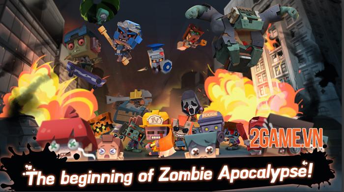 Drop The Zombie cho phép bạn sản sinh Zombie trong phòng thí nghiệm 0