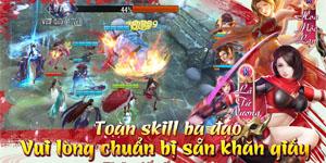 Mỹ Nhân Ký Mobile – Game nhập vai săn mỹ nữ cập bến làng game Việt
