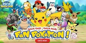 5 lý do khiến fan Pokemon không nên bỏ lỡ Pica Huyền Thoại Mobile