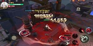 Ngạo Kiếm Vô Song Mobile tấp nập người chơi trong ngày đầu ra mắt
