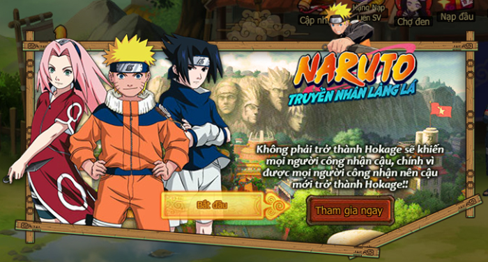 Naruto Truyền Nhân Làng Lá