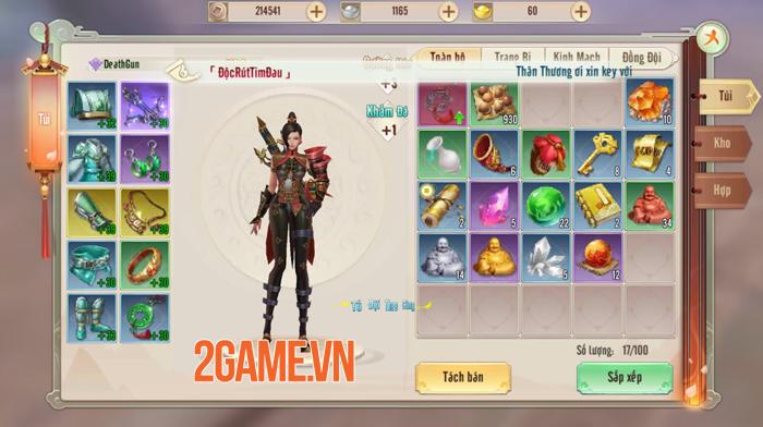 Ngạo Kiếm Vô Song Mobile tấp nập người chơi trong ngày đầu ra mắt 5