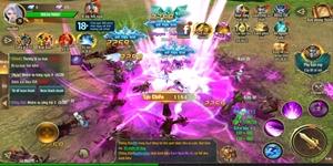 Kỷ Nguyên Thiên Sứ mô phỏng hoàn hảo chất chơi của MU Online