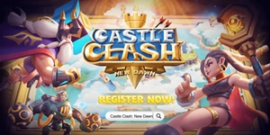 Castle Clash: New Dawn – Tựa game hội tụ nhiều yếu tố chiến thuật nổi bật