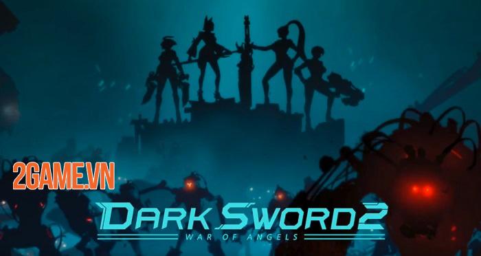 Dark Sword 2 cho phép người chơi kích hoạt nhiều kỹ năng cùng lúc khi chiến đấu 0