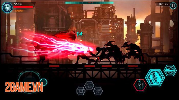 Dark Sword 2 cho phép người chơi kích hoạt nhiều kỹ năng cùng lúc khi chiến đấu 1