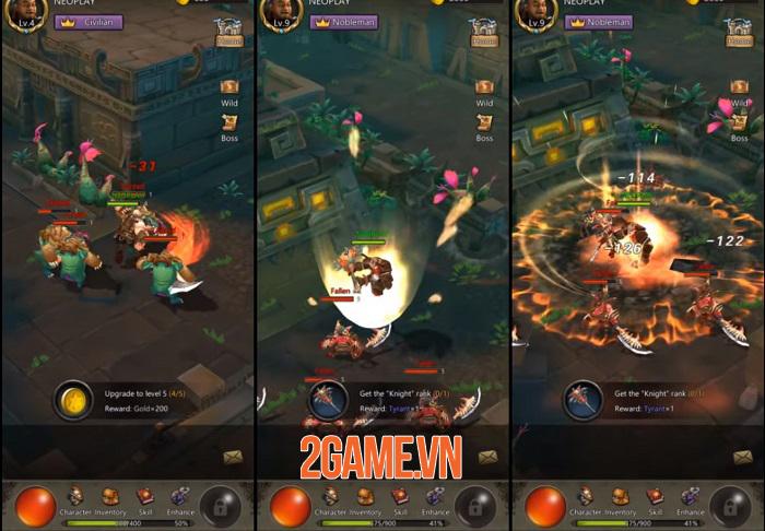 Top 6 game online mang phong cách nhập vai Diablo rõ nét 4