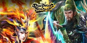 Tặng 888 giftcode game Đỉnh Phong Tam Quốc Mobile