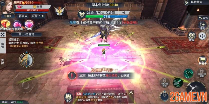 Top 8 game nhập vai Trung Quốc vừa mới được công bố trên thị trường 2