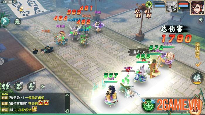 Top 8 game nhập vai Trung Quốc vừa mới được công bố trên thị trường 5