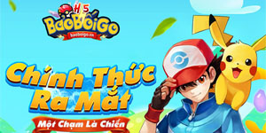 Tặng 555 giftcode game Bảo Bối GO