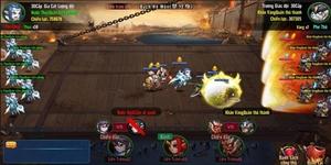 Game Dị Tam Quốc Mobile linh hoạt về chiến thuật nổi bật về lối chơi