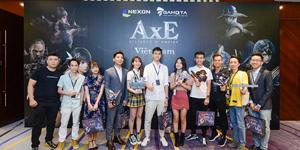 AxE: Alliance vs Empire tổ chức họp báo rầm rộ ấn định ngày ra mắt tại Việt Nam