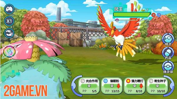 TOP 6 Game Online đấu Pet hay ho dành cho fan cuồng Pokemon 4