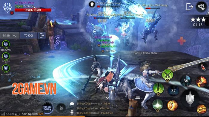 Cảm nhận AxE Việt Nam: Chất chơi nhập vai PC đúng chuẩn game Hàn trên Mobile 6