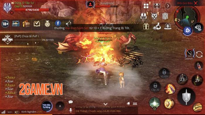 Cảm nhận AxE Việt Nam: Chất chơi nhập vai PC đúng chuẩn game Hàn trên Mobile 9