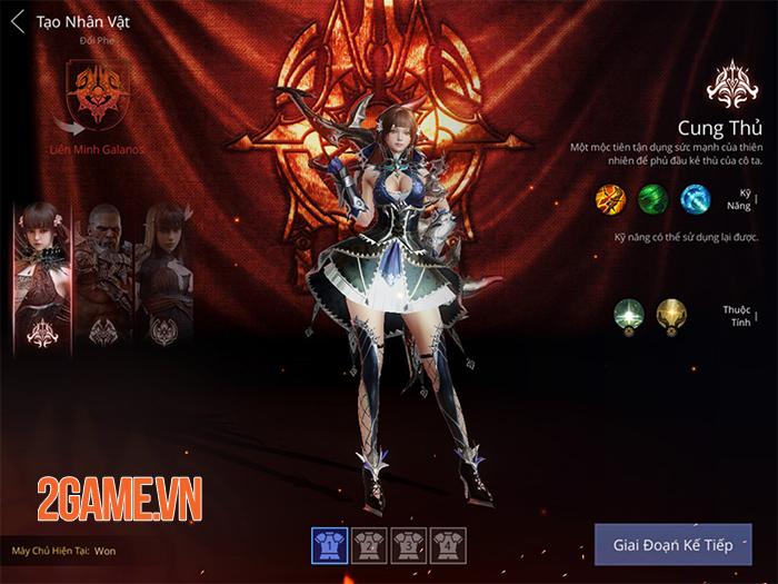 Cảm nhận AxE Việt Nam: Chất chơi nhập vai PC đúng chuẩn game Hàn trên Mobile 1