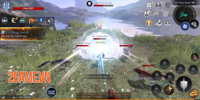 Cảm nhận AxE Việt Nam: Chất chơi nhập vai PC đúng chuẩn game Hàn trên Mobile 3
