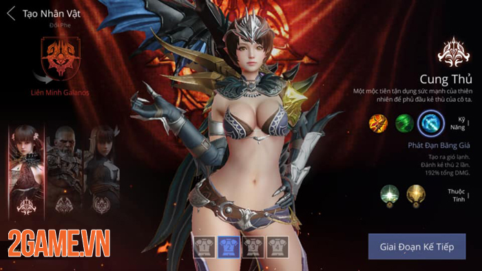 Cảm nhận AxE Việt Nam: Chất chơi nhập vai PC đúng chuẩn game Hàn trên Mobile 0
