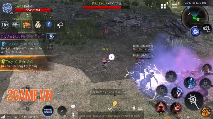 Cảm nhận AxE Việt Nam: Chất chơi nhập vai PC đúng chuẩn game Hàn trên Mobile 5