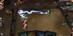 Traitors Empire – Game nhập vai kết hợp bài ma thuật thú vị