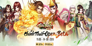 Người chơi Tiếu Ngạo VNG sẽ được nhận free code khủng nhân dịp Open Beta