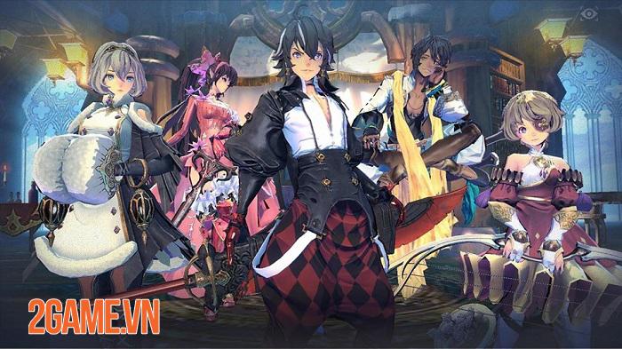 LINE Games sắp cho ra mắt game nhập vai đánh theo lượt Exos Heroes trong năm 2019 0