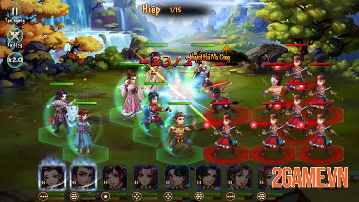 Top 7 game đấu thẻ tướng đang thu hút đông đảo game thủ Việt 5