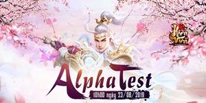 Hiên Viên Mobile ấn định thời gian ra mắt Alpha Test tại làng game Việt